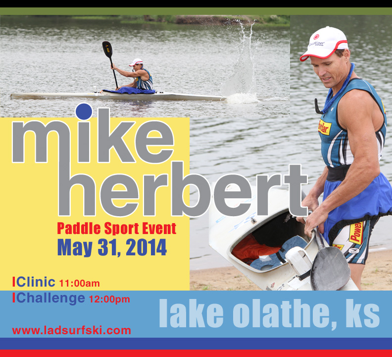 mike herbert paddling clinic